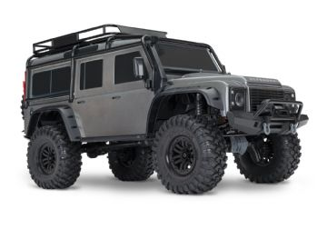 Traxxas TRX-82056-4 TRX4 Crawler Land Rover Defender 110 Grey